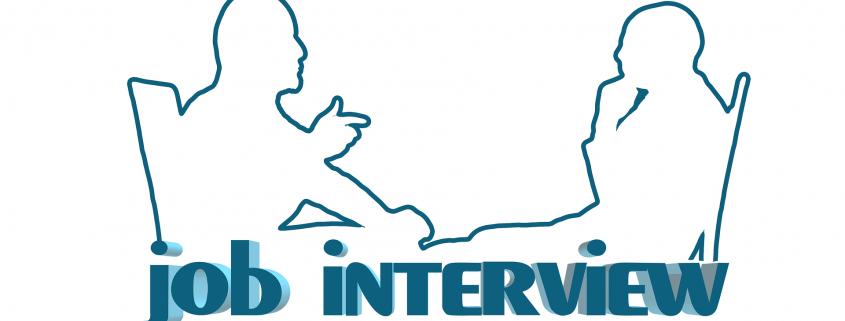 Skizze: Job-Interview
