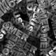 Fotomontage: Schriftzug Customer